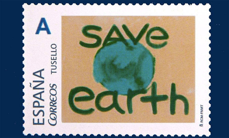 Protest Stamps: la iniciativa de Correos en favor del medio ambiente