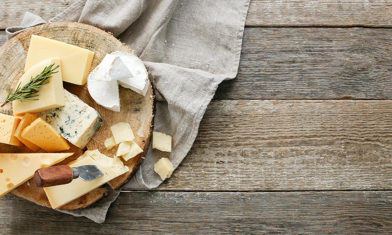 ¿Qué quesos puedes comer si eres intolerante a la lactosa?