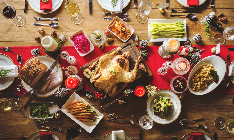 Descubre cómo reducir el desperdicio de alimentos estas navidades