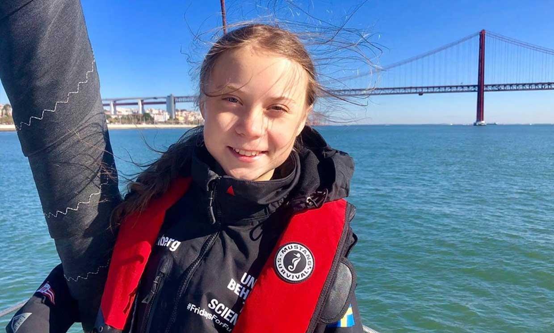¿Estamos explotando la figura de Greta Thunberg?