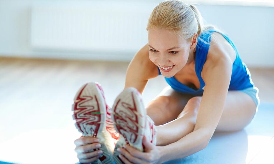 ejercicios para fortalecer los isquiotibiales en casa