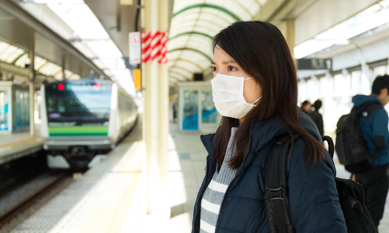 ¿Tenemos que usar mascarilla en el metro?