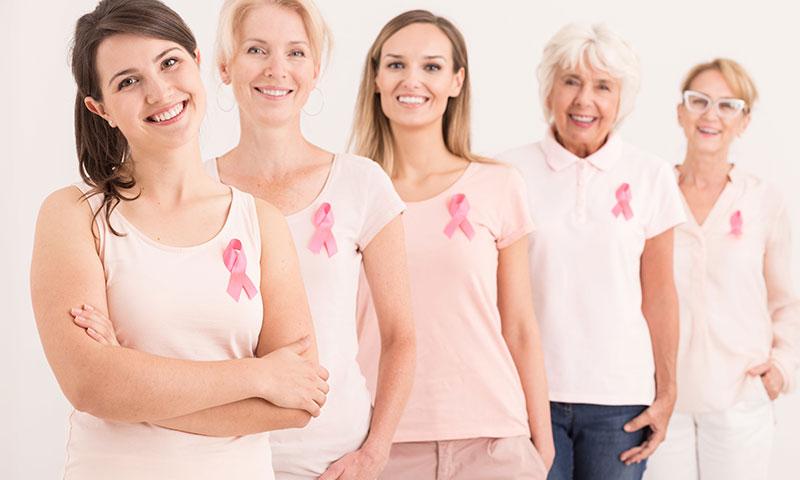 Las mamas densas tienen más riesgo de cáncer de mama