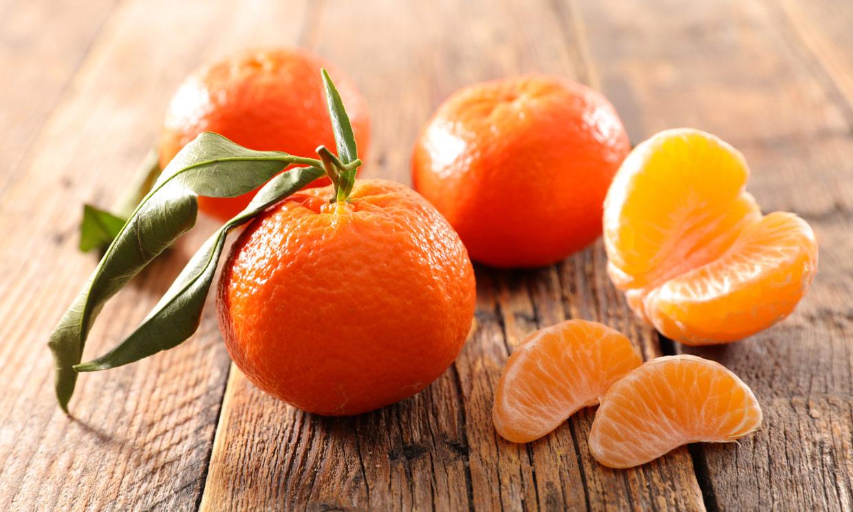 La mandarina puede ayudarte a perder grasa