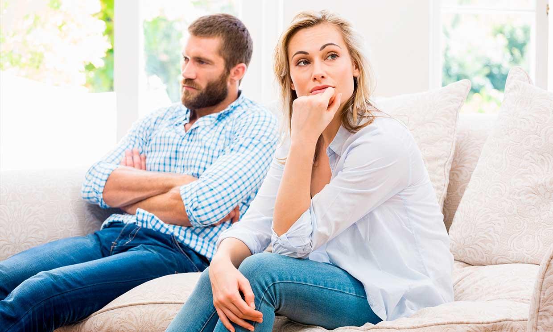Frases que deberías pensar dos veces antes de pronunciar en una crisis de pareja