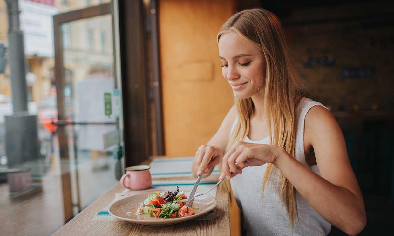 5 hábitos de la gente que tiene una vida saludable