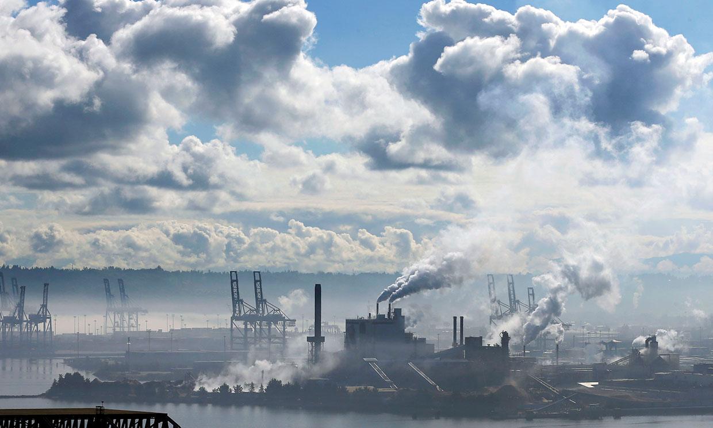 La contaminación conlleva un mayor riesgo de sufrir un ictus