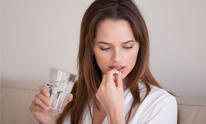 Los riesgos de tomar ibuprofeno sin control