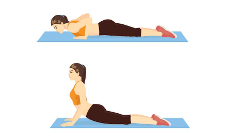 como hacer abdominales sin dañar espalda