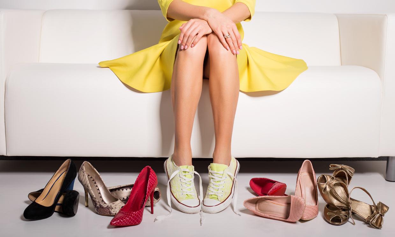 Dolor de espalda: para prevenirlo, elige bien tu calzado
