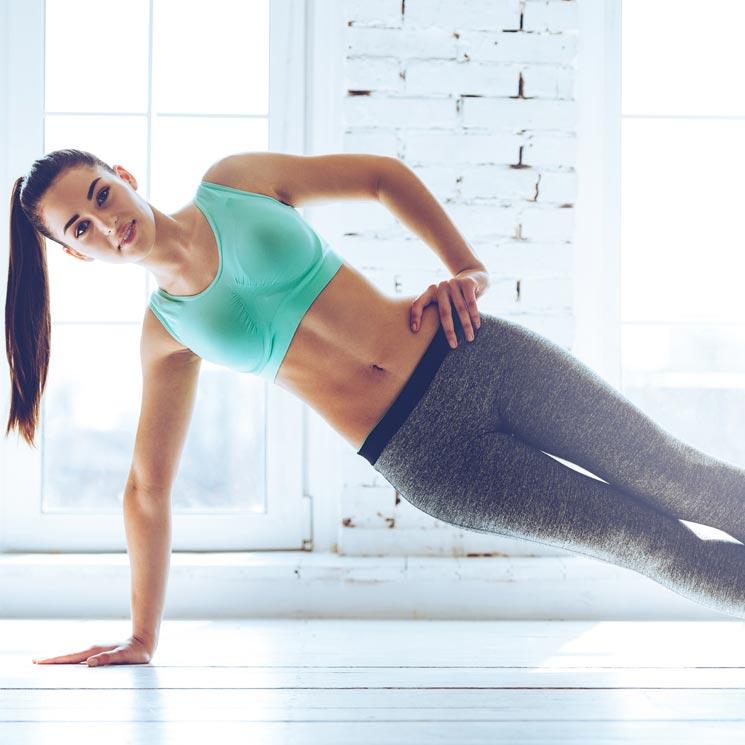 Fitness Ejercicios De Suelo Para Fortalecer El Abdomen Que No Son Los Clásicos Abdominales Foto 1