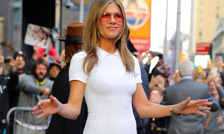 Así consigue Jennifer Aniston sus espectaculares abdominales