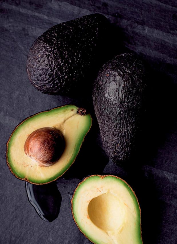 calorías en frutas y verduras