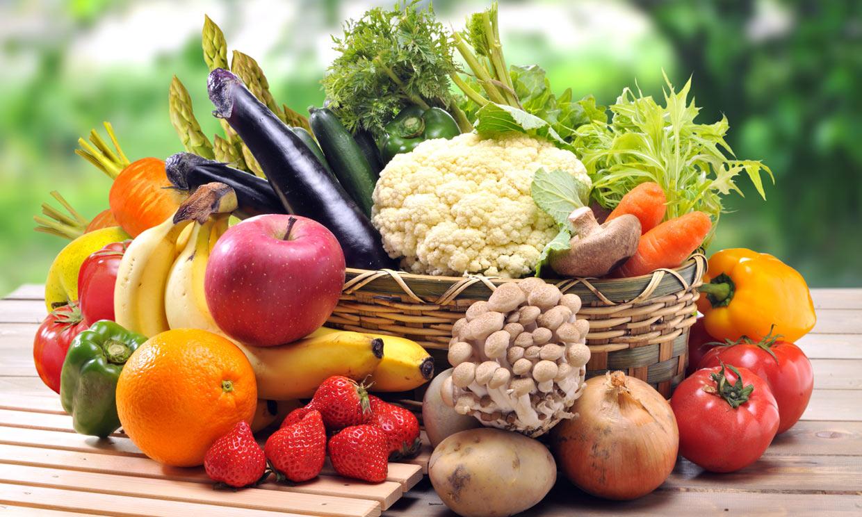 Estas son las frutas y verduras con más calorías - Foto 1