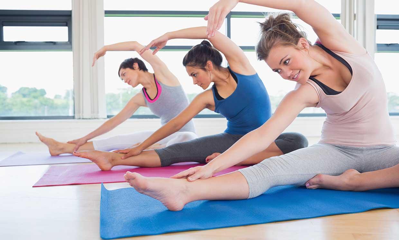 Apunta estos ejercicios para mejorar tu elasticidad