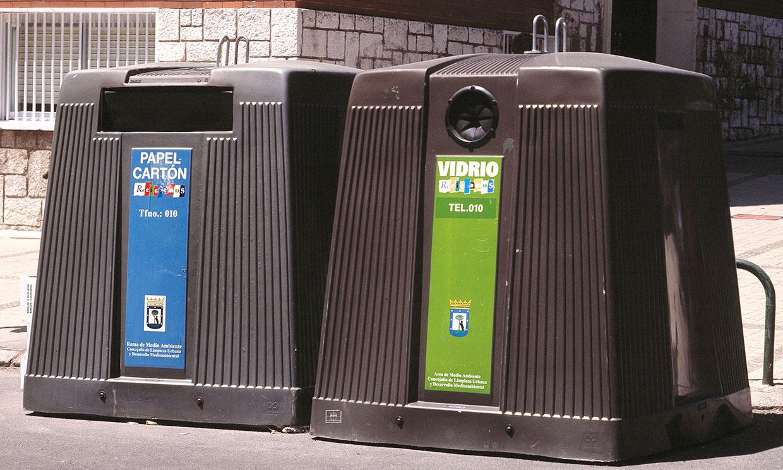España bate su récord de reciclaje de vidrio al reutilizar más de 890.000 toneladas de residuos