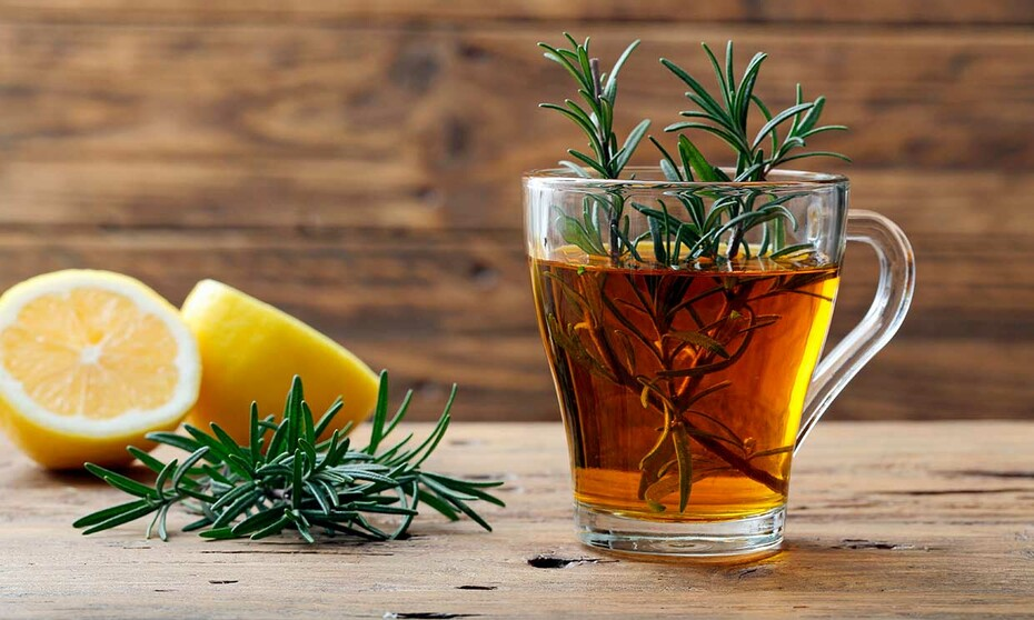 agua con limon para higado inflamado