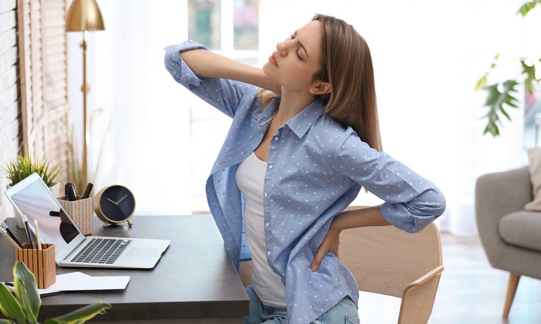 Objetivo: no permanecer mas de dos horas seguidas sentado