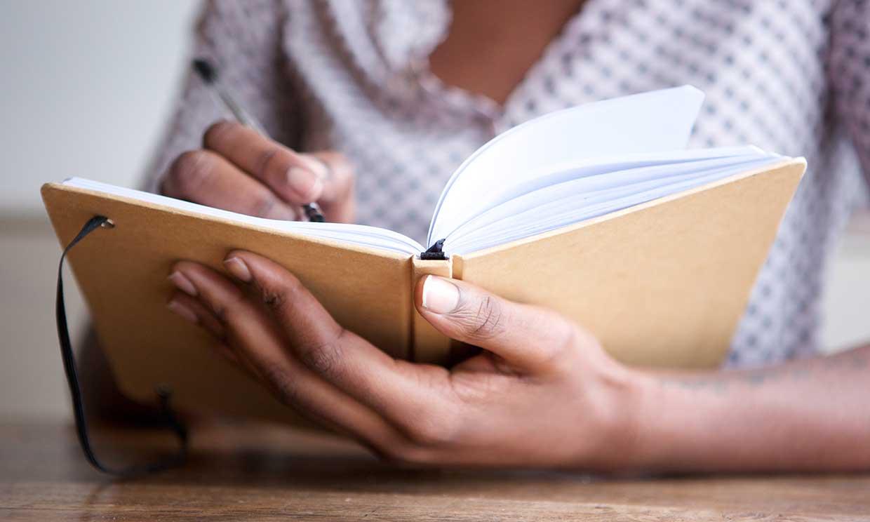 Y si escribes un diario íntimo para canalizar tus emociones
