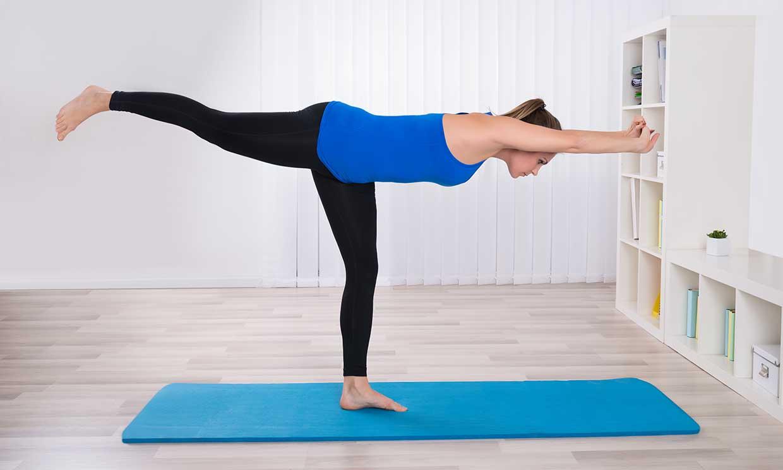 7 posturas de pilates para estirar bien los músculos en casa