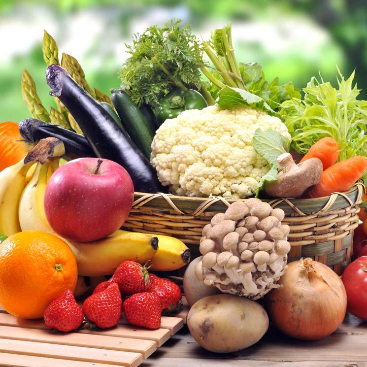 frutas y verduras q tienen hierro