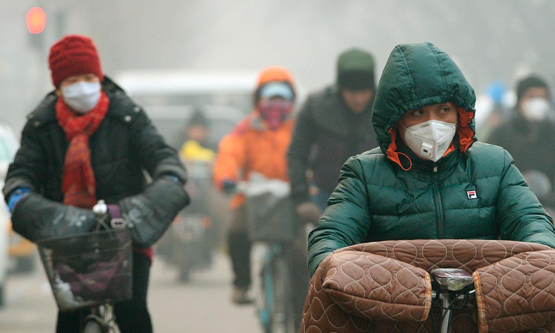 La contaminación del aire reduce la esperanza de vida en 3 años