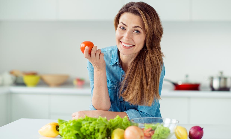 10 alimentos imprescindibles para las mujeres mayores de 40 años
