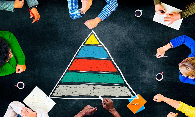 Conoce la Pirámide de Maslow y descubre en qué nivel te encuentras para alcanzar tus objetivos