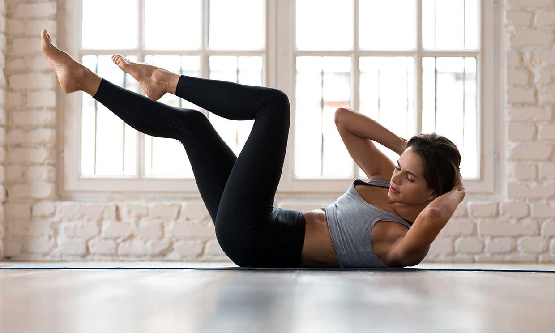5 ejercicios para entrenar el suelo pélvico en casa