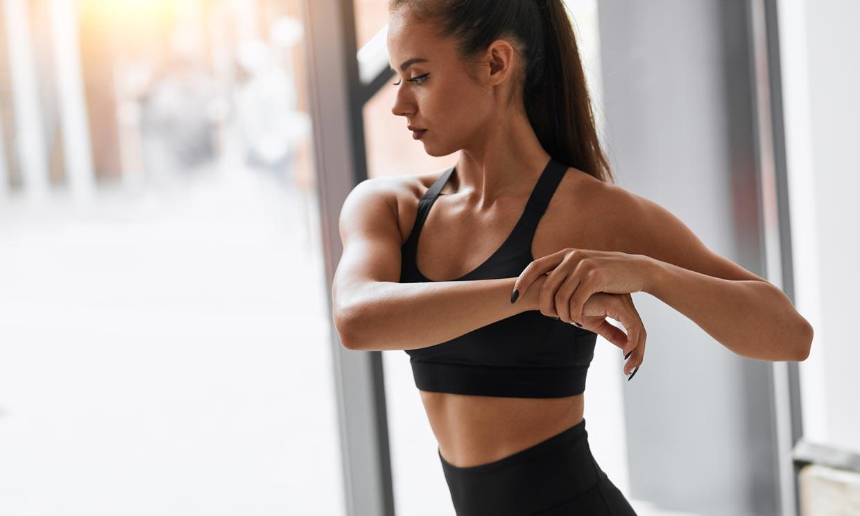 8 ejercicios (sin pesas) para tonificar tus brazos