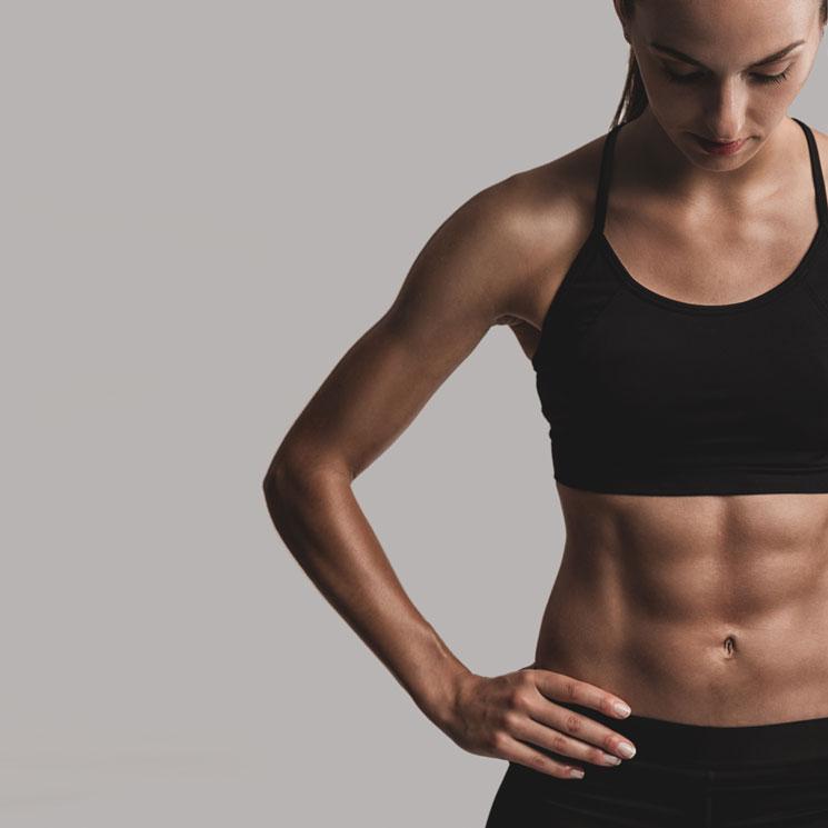Ejercicios Y Dieta Para Un Vientre Plano Si Tienes Más De 40 Foto 1