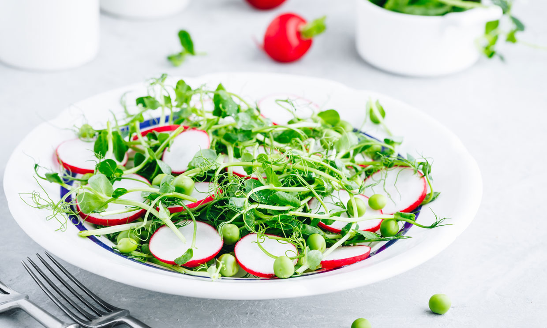 Menú semanal para perder peso de manera saludable