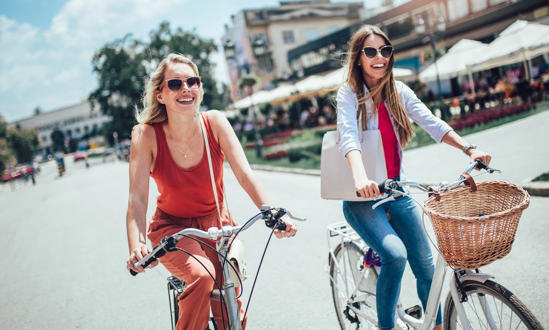 Montar en bicicleta: cómo quemar calorías mientras ayudas al medio ambiente