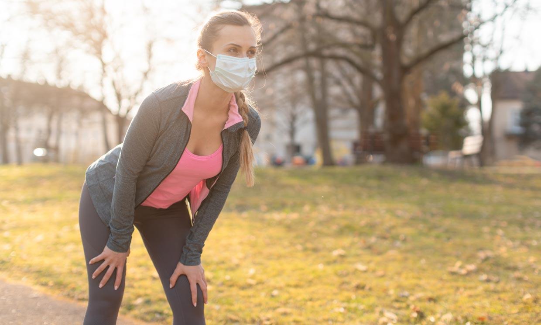 ¿Puedes hacer ejercicio al aire libre si tienes alergia?