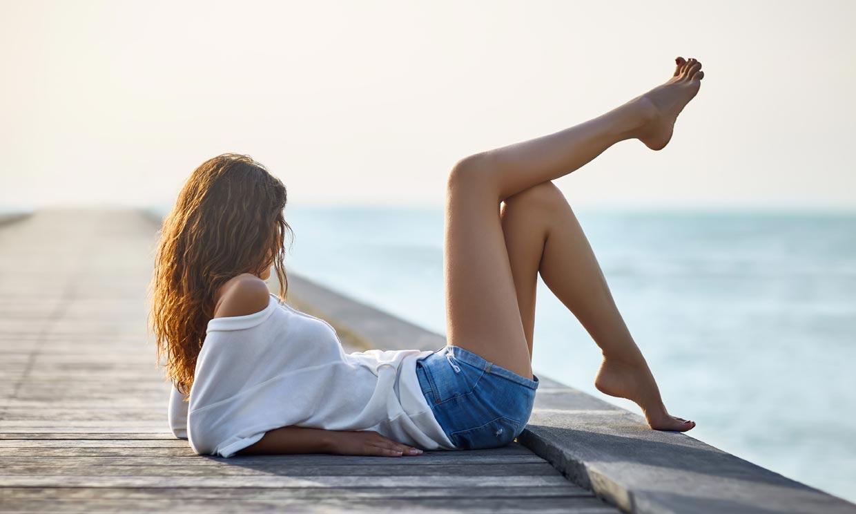 Ejercicios, dieta y otros hábitos que te ayudan a presumir de piernas este verano