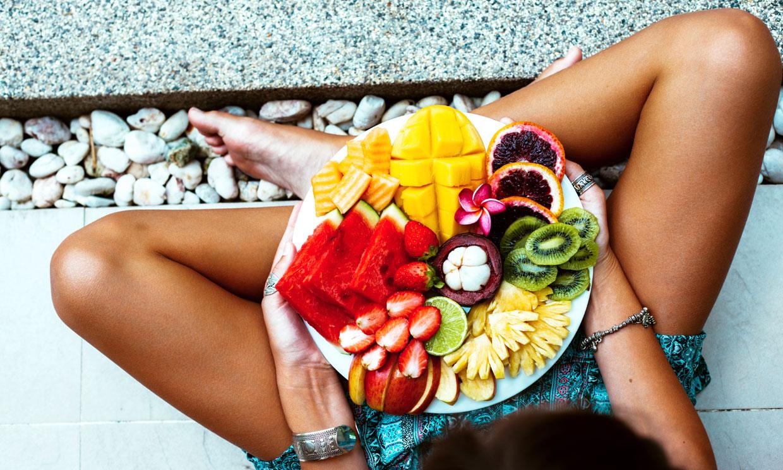 Alimentos crujientes con menos calorías que las patatas fritas