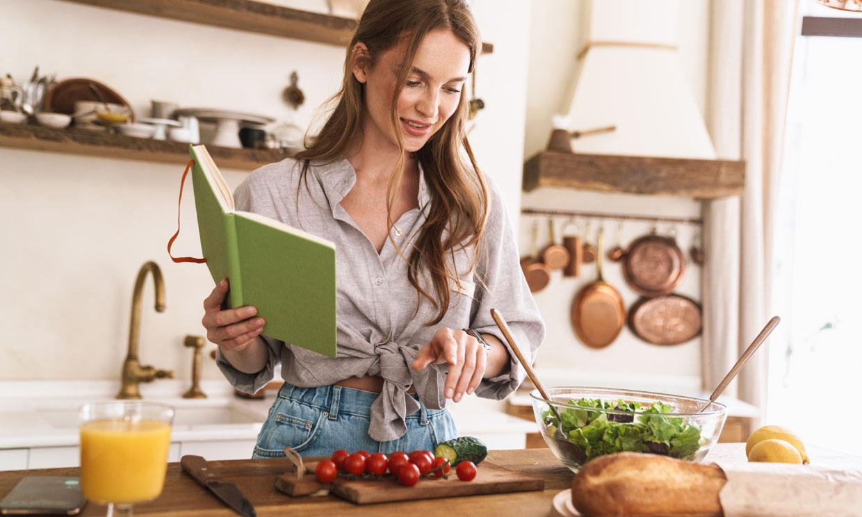 Con estos consejos podrás elaborar tu menú semanal que bajará tu colesterol