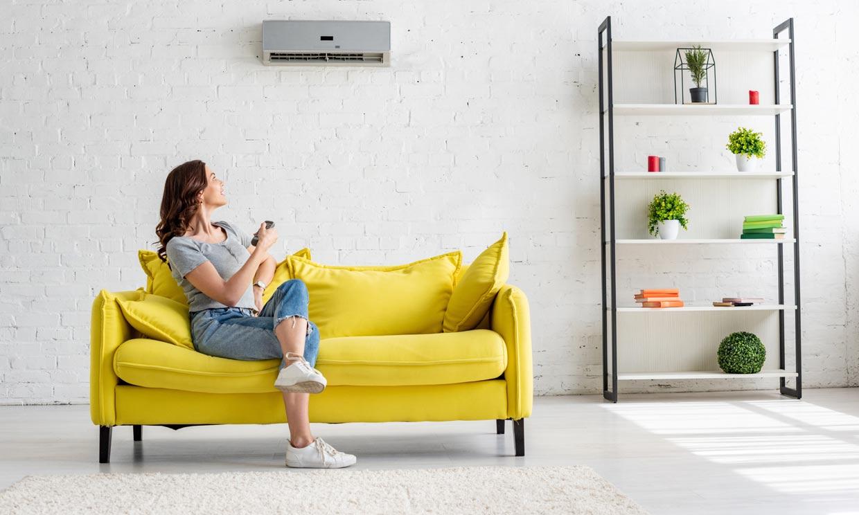 Guía para un uso saludable del aire acondicionado en los meses de verano
