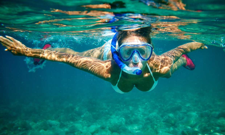 ¿Te apuntas al snorkel este verano?
