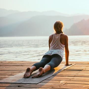 Las posturas de yoga que te ayudan a estimular el..