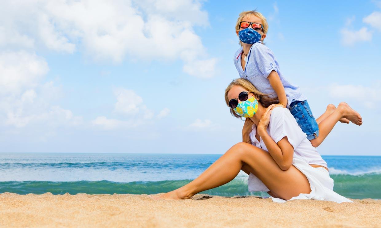 ¿Hay que aplicarse protección solar aunque llevemos mascarilla?