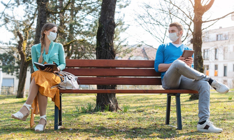 Amor en tiempos de mascarilla: ¿cómo afrontamos la búsqueda de pareja?
