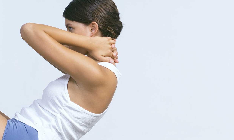 Abdominales para un vientre plano que no dañan tu espalda