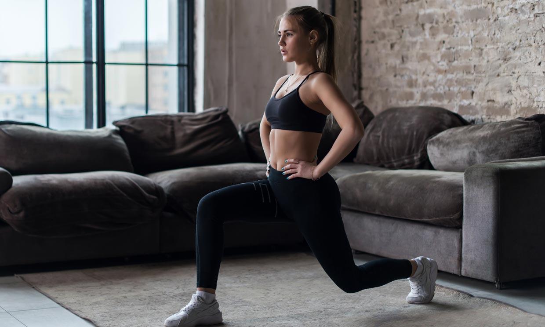 Zancadas: saca todo el partido a este completo ejercicio para tus piernas