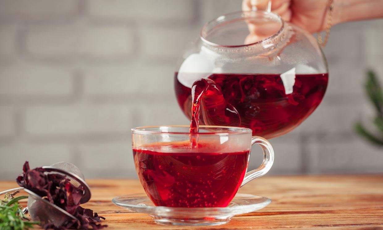 Té rojo: la infusión que te ayuda a adelgazar y, además, protege tu salud