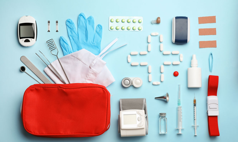 Primeros auxilios en los accidentes domésticos más frecuentes