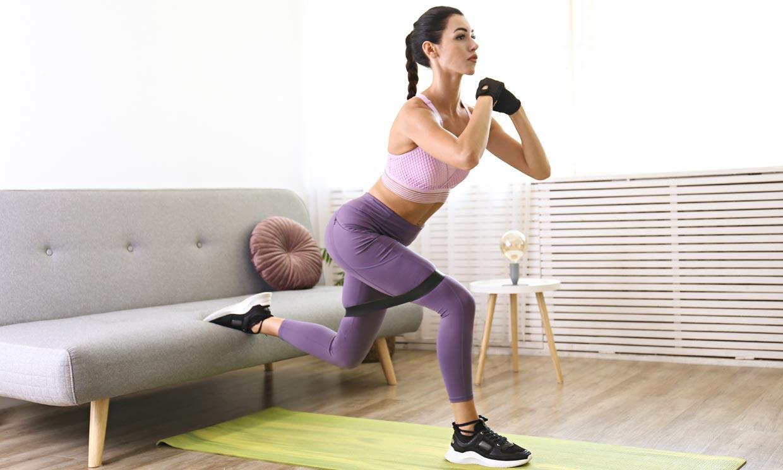 Split búlgaro: un completo ejercicio para trabajar tus piernas y quemar calorías