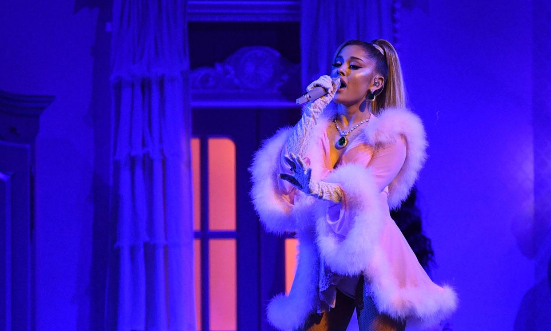 Así se cuida Ariana Grande, según su entrenador personal