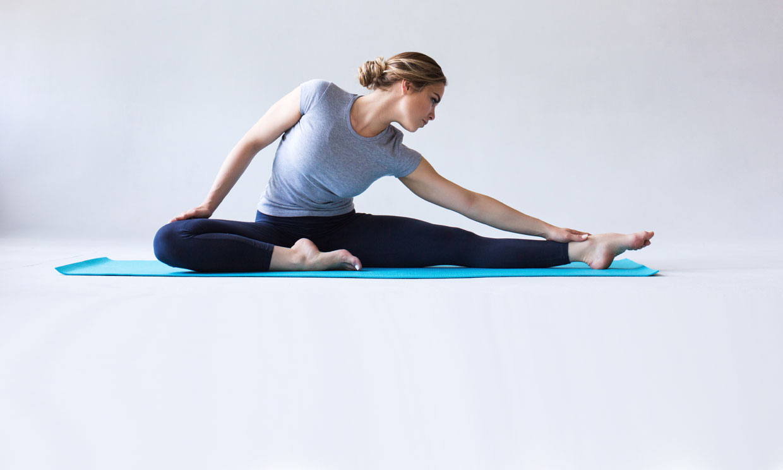 11 posturas de Pilates para tonificar tus piernas