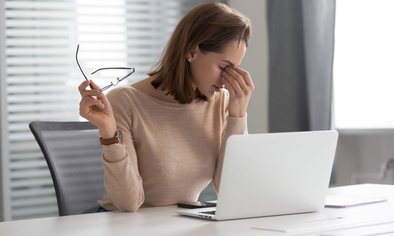 Vista cansada: ¿tú también has notado que ves peor después de los meses de confinamiento?